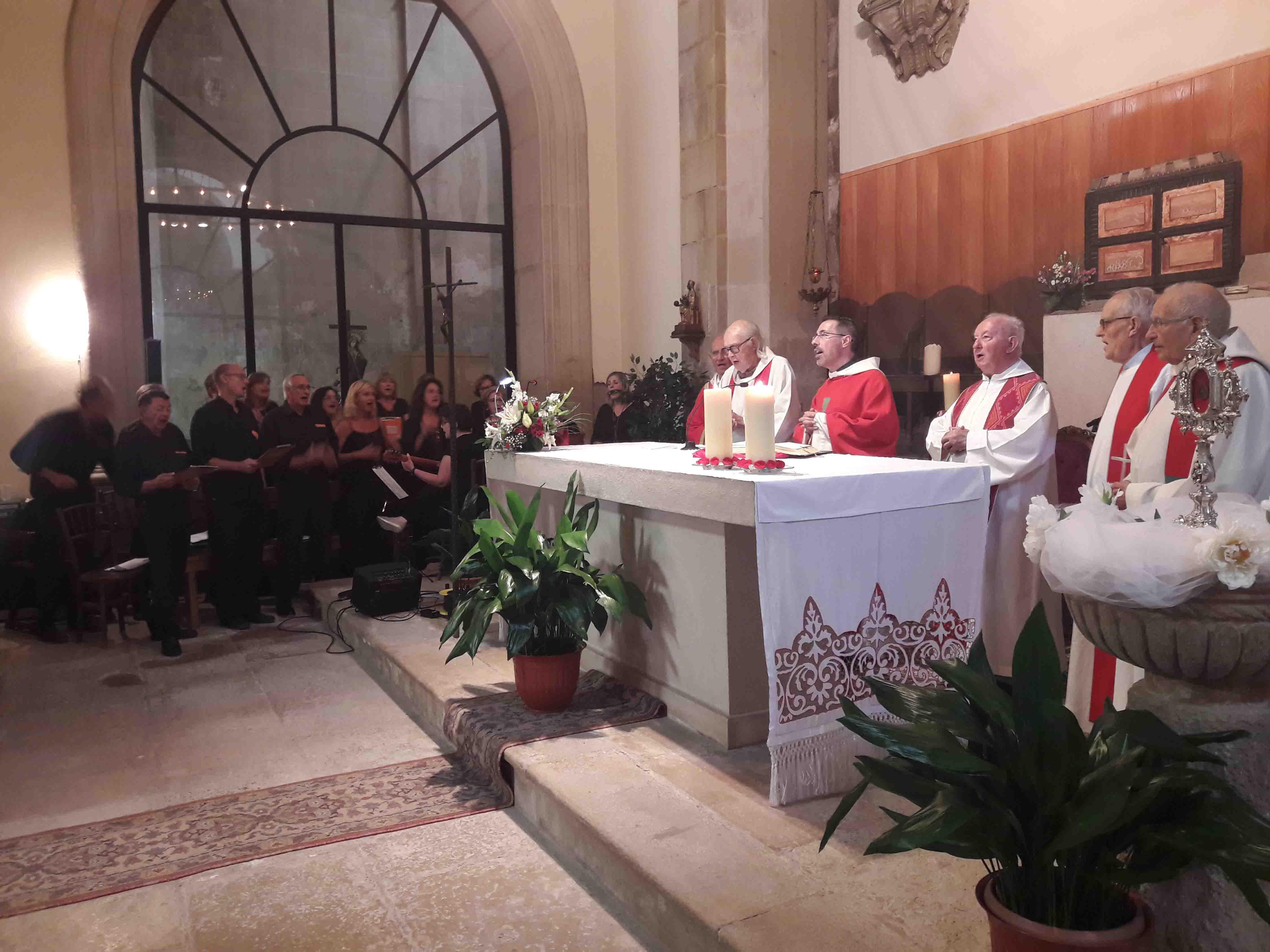 El Talladell celebra la festa de Sant Sebastià amb moltíssima participació de veïns i residents de fora vila