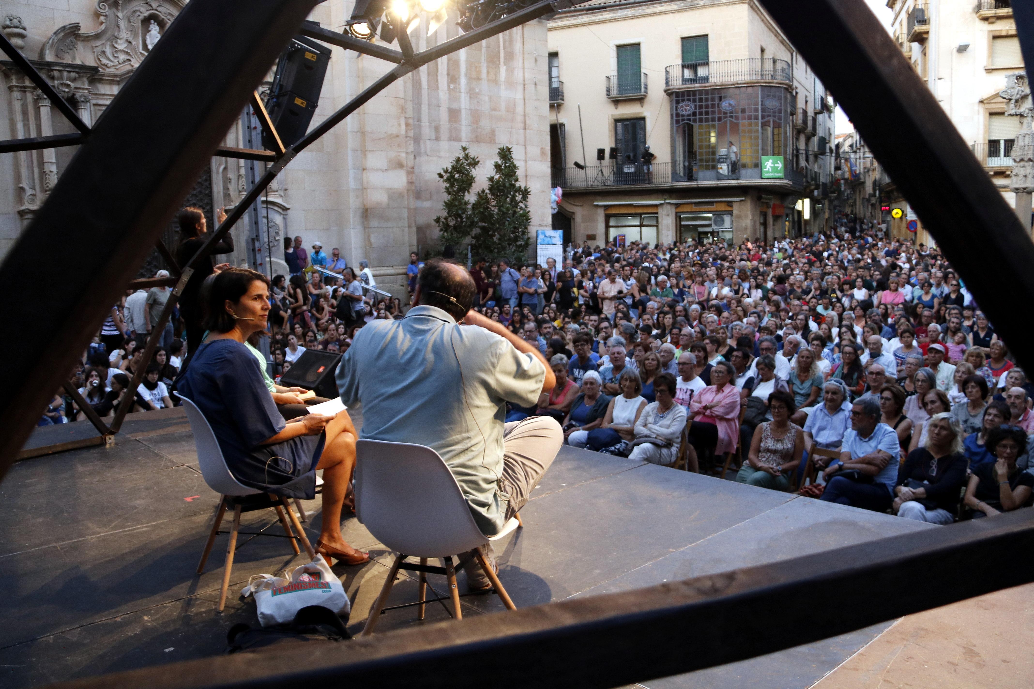 Un debat sobre els usos socials i artístics de l'espai públic dona el tret de sortida a la 39a edició de FiraTàrrega