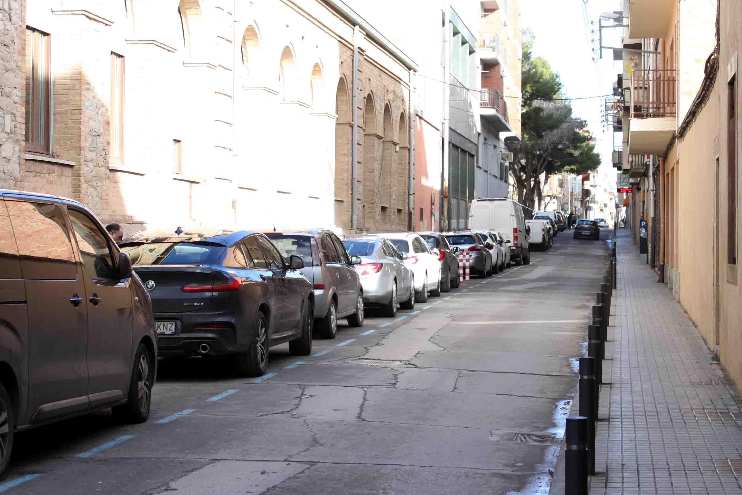 L'Ajuntament de Tàrrega traurà a licitació durant el novembre les obres de renovació del carrer de Jacint Verdaguer