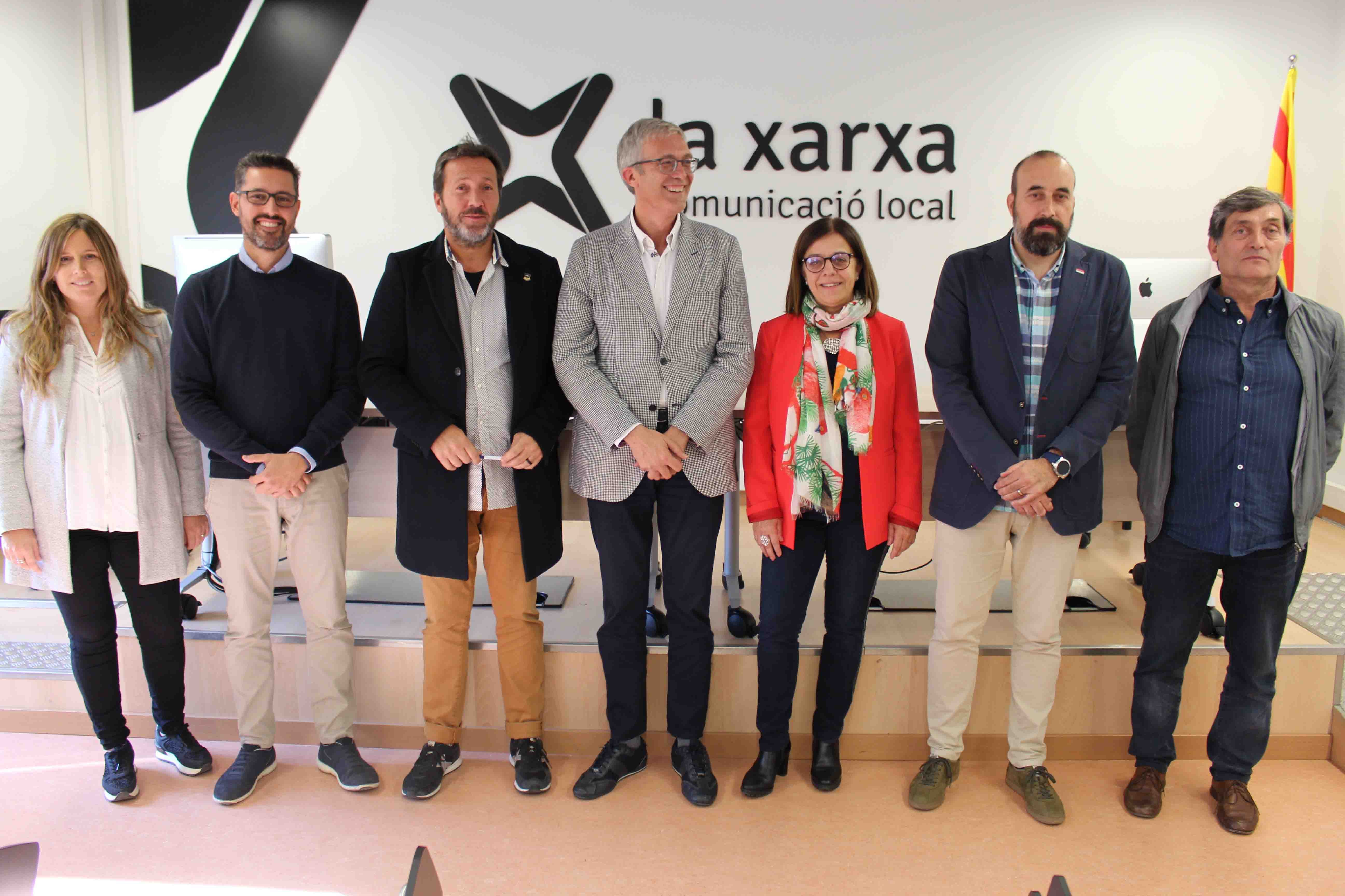 La CCMA i la XAL col·laboren en la producció audiovisual de 'La Marató de TV3'