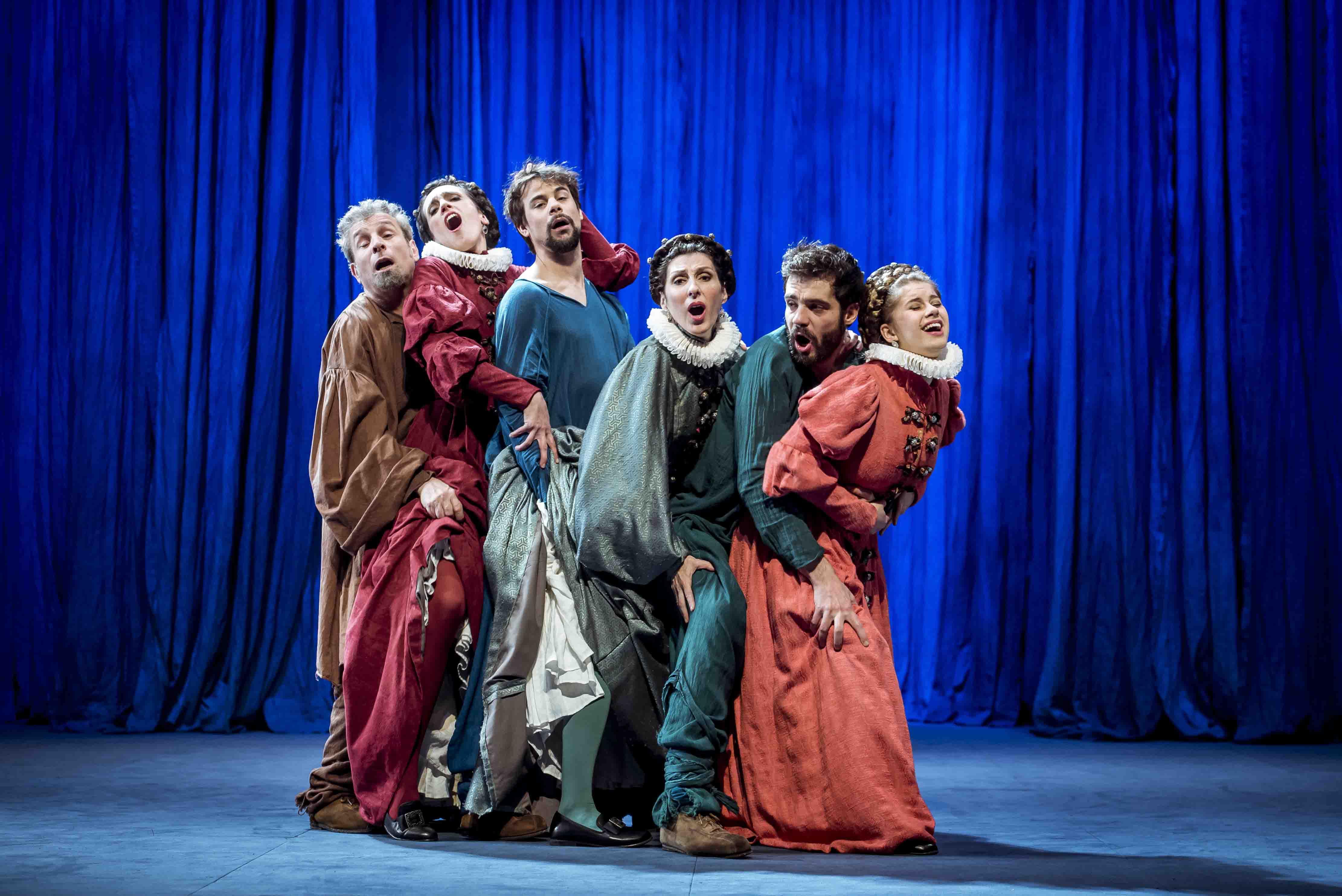 Dagoll Dagom i T de Teatre porten a Tàrrega el dissabte 26 d'octubre la coproducció La tendresa