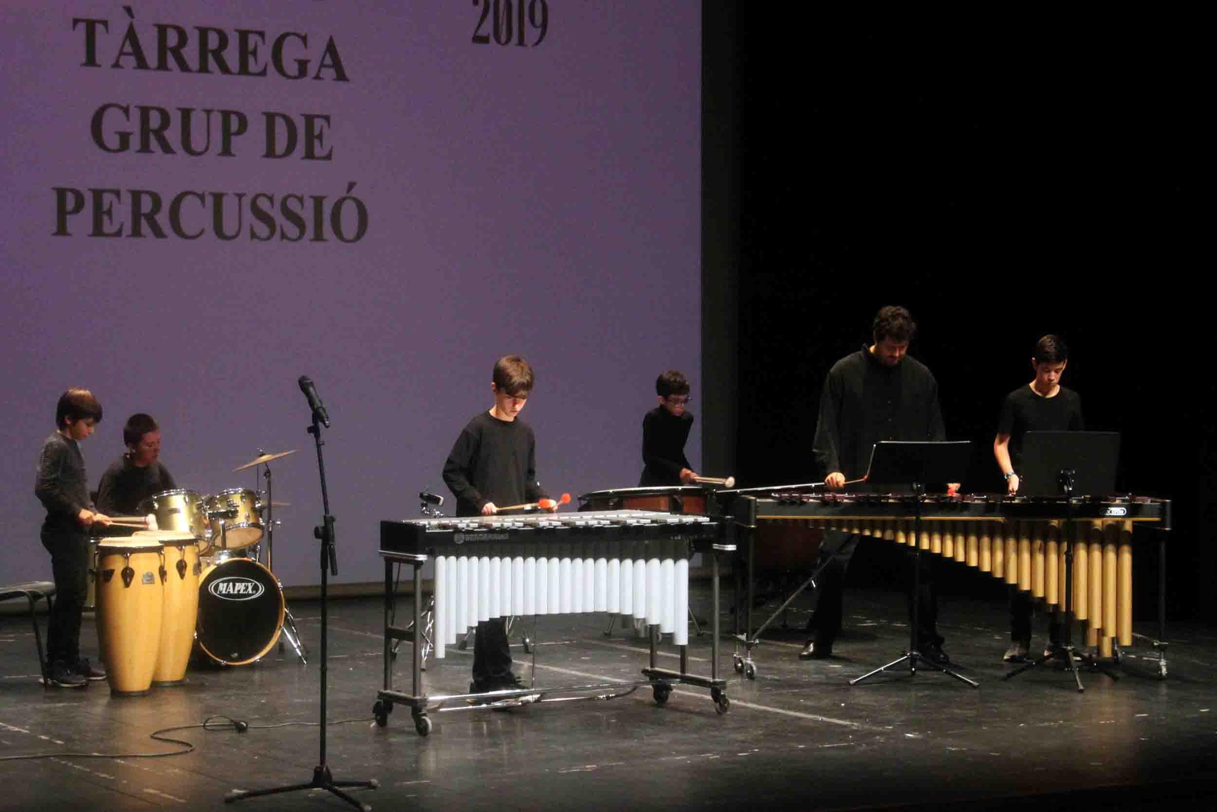 Concert de Santa Cecília en favor de La Marató de TV3
