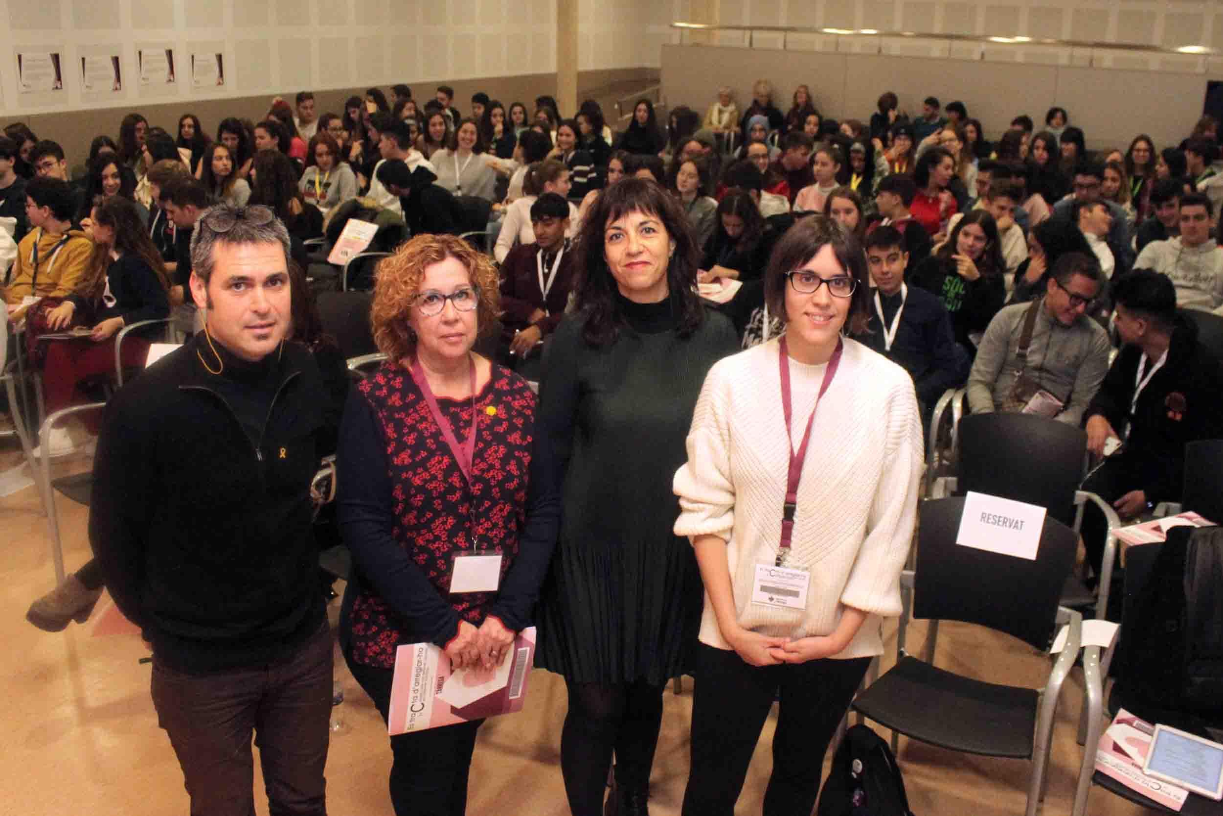 L'Ajuntament de Tàrrega educa els joves en la detecció i la prevenció contra la violència masclista