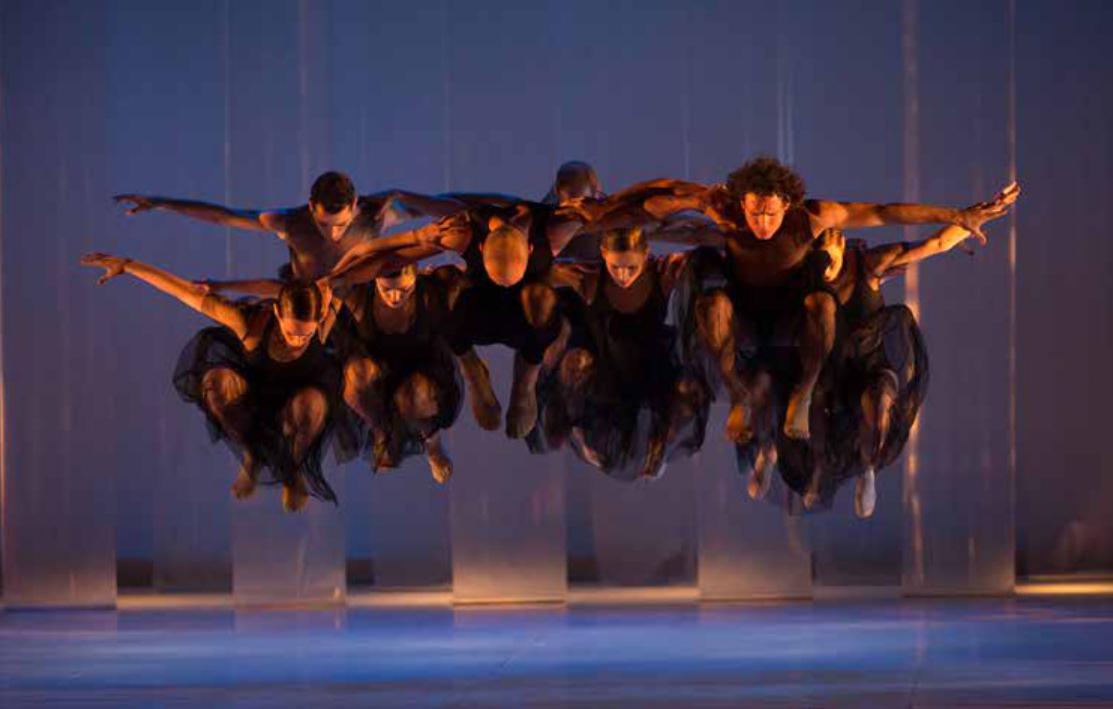 La Mov, dirigida pel coreògraf Víctor Jiménez, porta a Tàrrega el seu espectacle 'Terrenal'