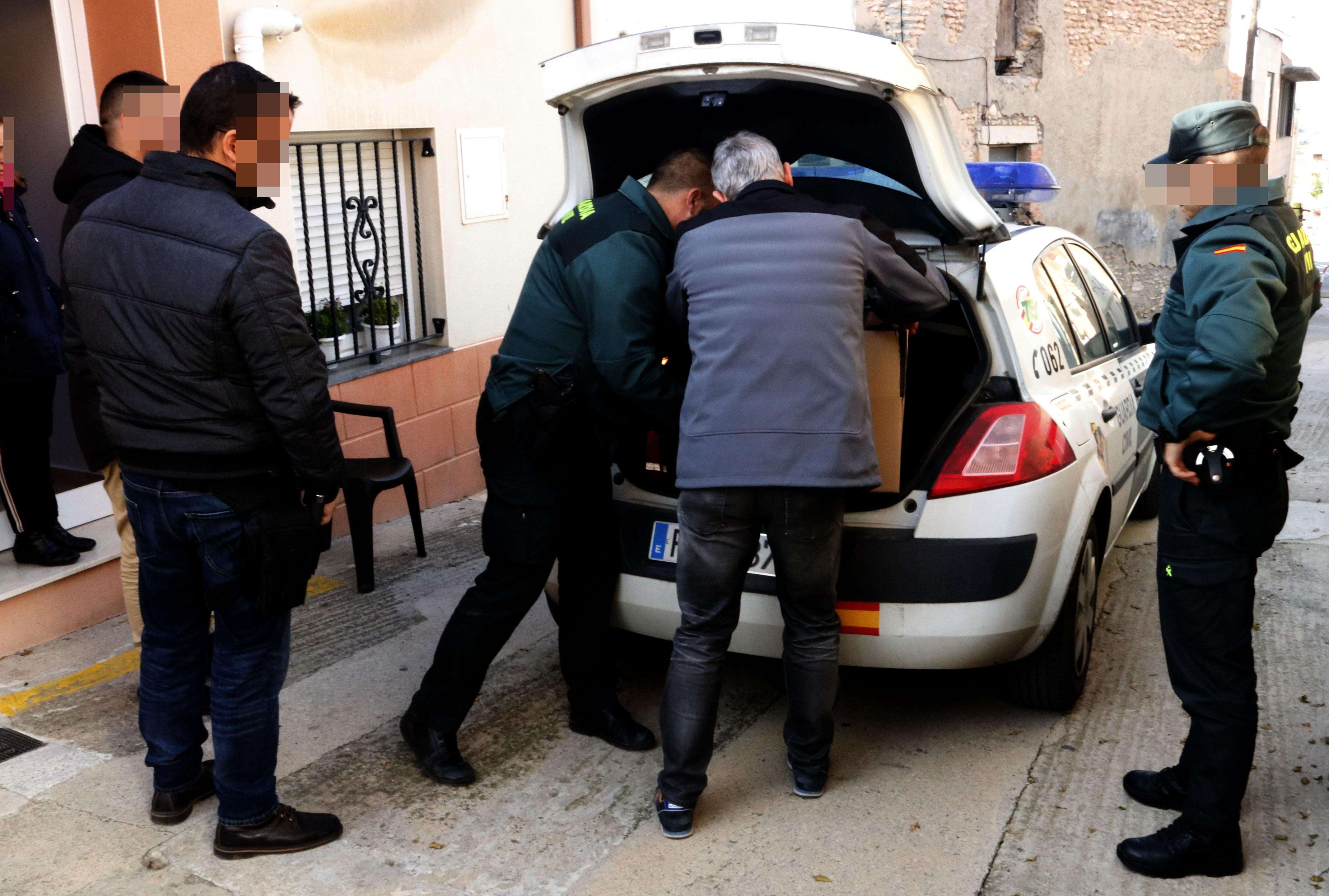 Operació oberta amb diversos detinguts per tràfic de drogues a Barcelona, Lleida (Bellpuig) Osca i Mallorca