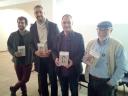 Presenten a Agramunt 'La Cendra' la quarta edició de la novel·la de Guillem Viladot