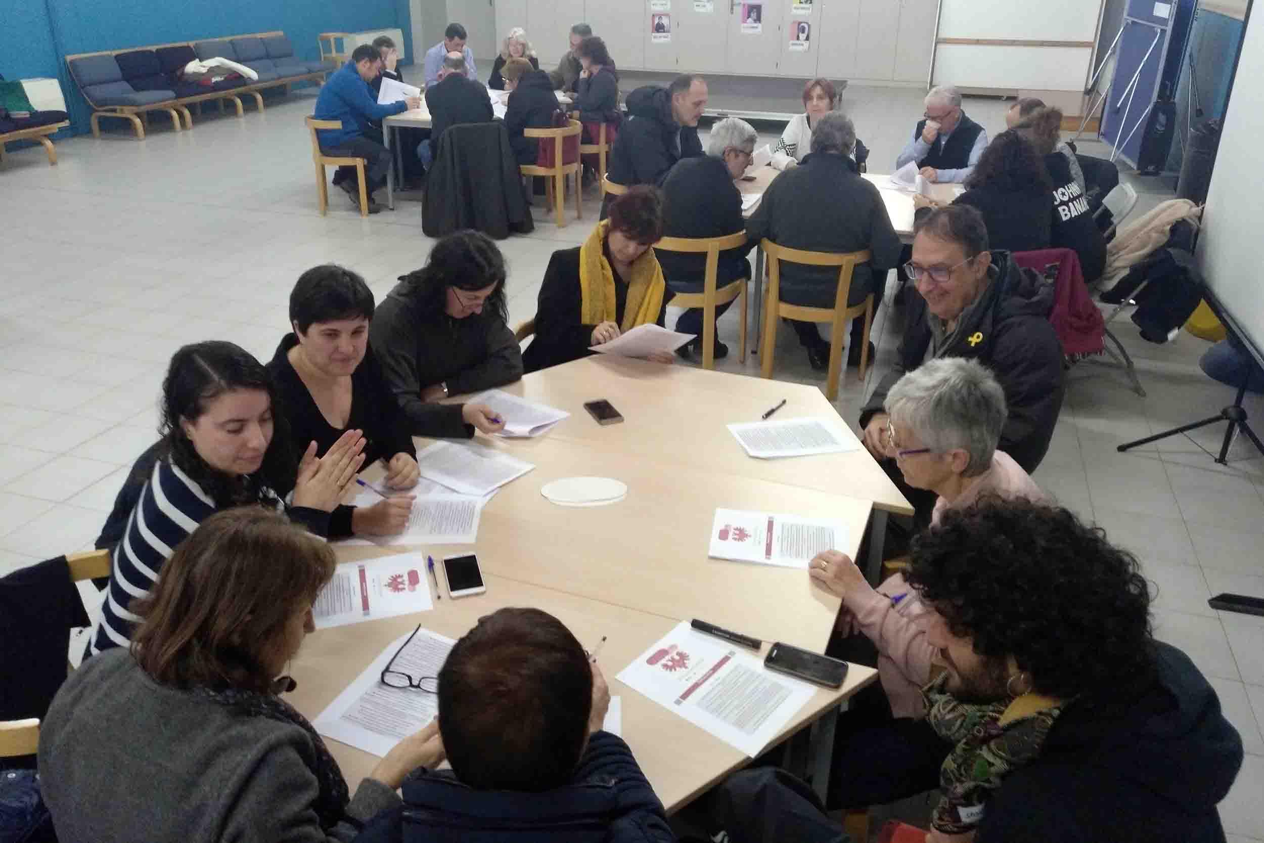 Tàrrega elegeix els dotze projectes que es duran a la votació final del procés de pressupostos participatius