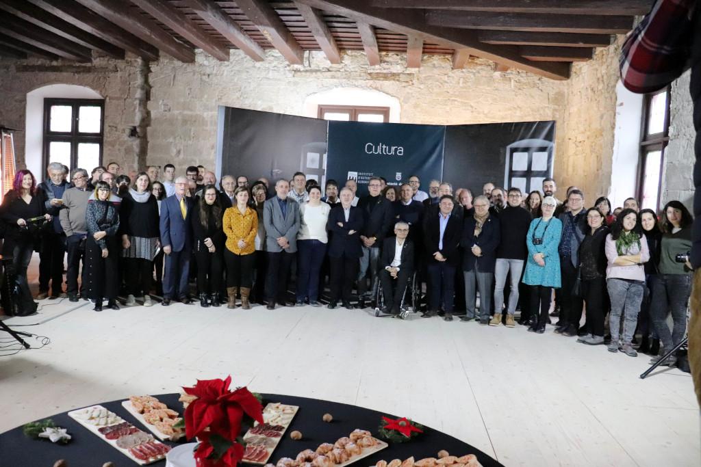 La Diputació de Lleida i el Col·legi de Periodistes crearan un Centre Territorial de Premsa