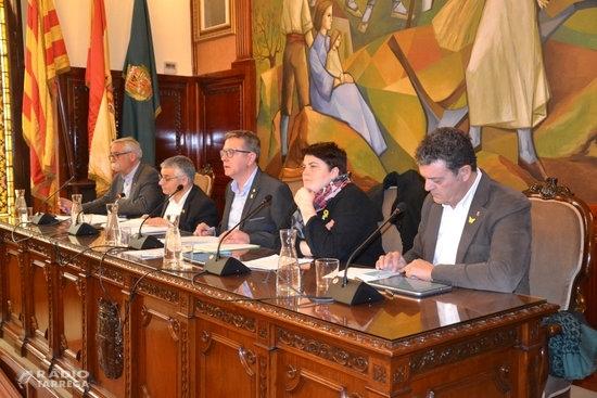 La Diputació convoca el grup de treball de la línia de Manresa per implantar les Rodalies de Lleida