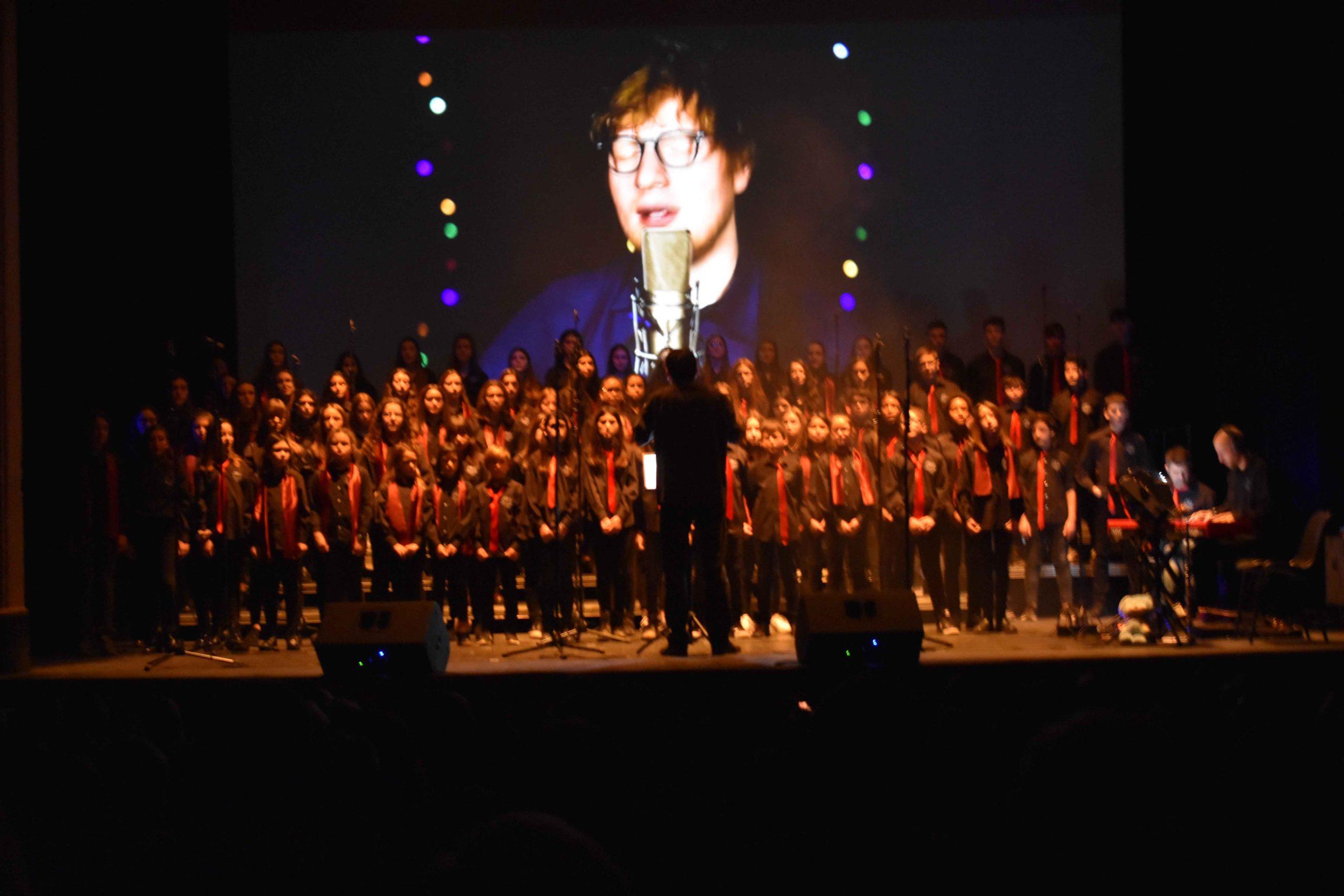Les corals del Sant Josep celebren un concert per acomiadar l'any