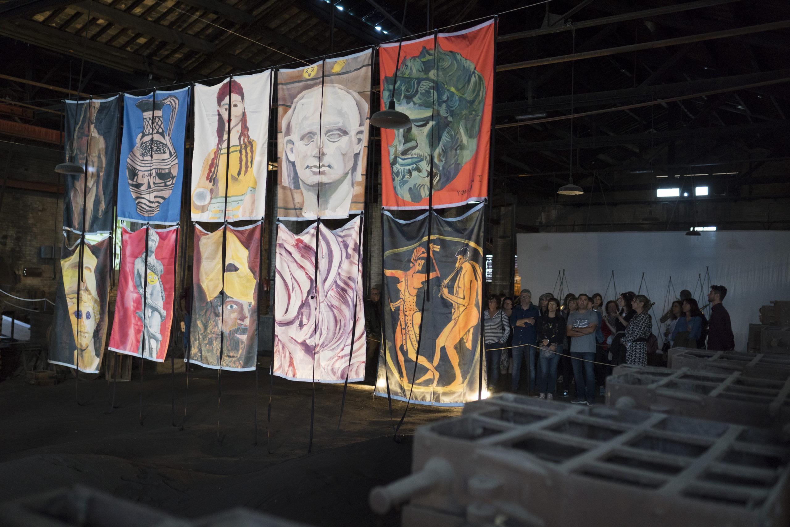 L'Embarrat de Tàrrega tanca la convocatòria artística amb 160 propostes d'una vintena de països