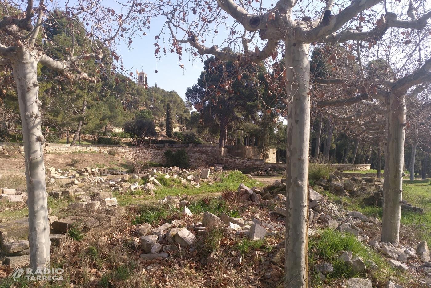 L'Ajuntament de Tàrrega aprova el projecte d'adequació de la plaça de la Bassa  del Parc de Sant Eloi