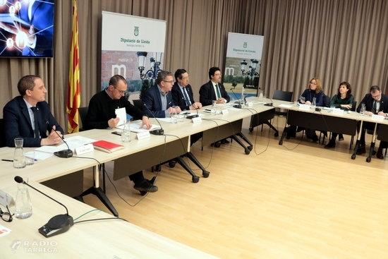El Govern preveu enllestir en dos o tres mesos la nova proposta de Rodalies de Lleida amb una millora de freqüències