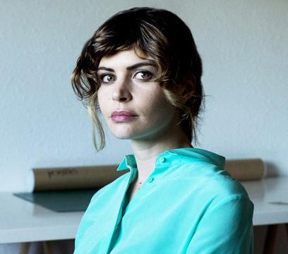 La premiada escriptora i artista visual Alicia Kopf imparteix un curs d'escriptura creativa a laAlicia Kopf  – Germanes Güell