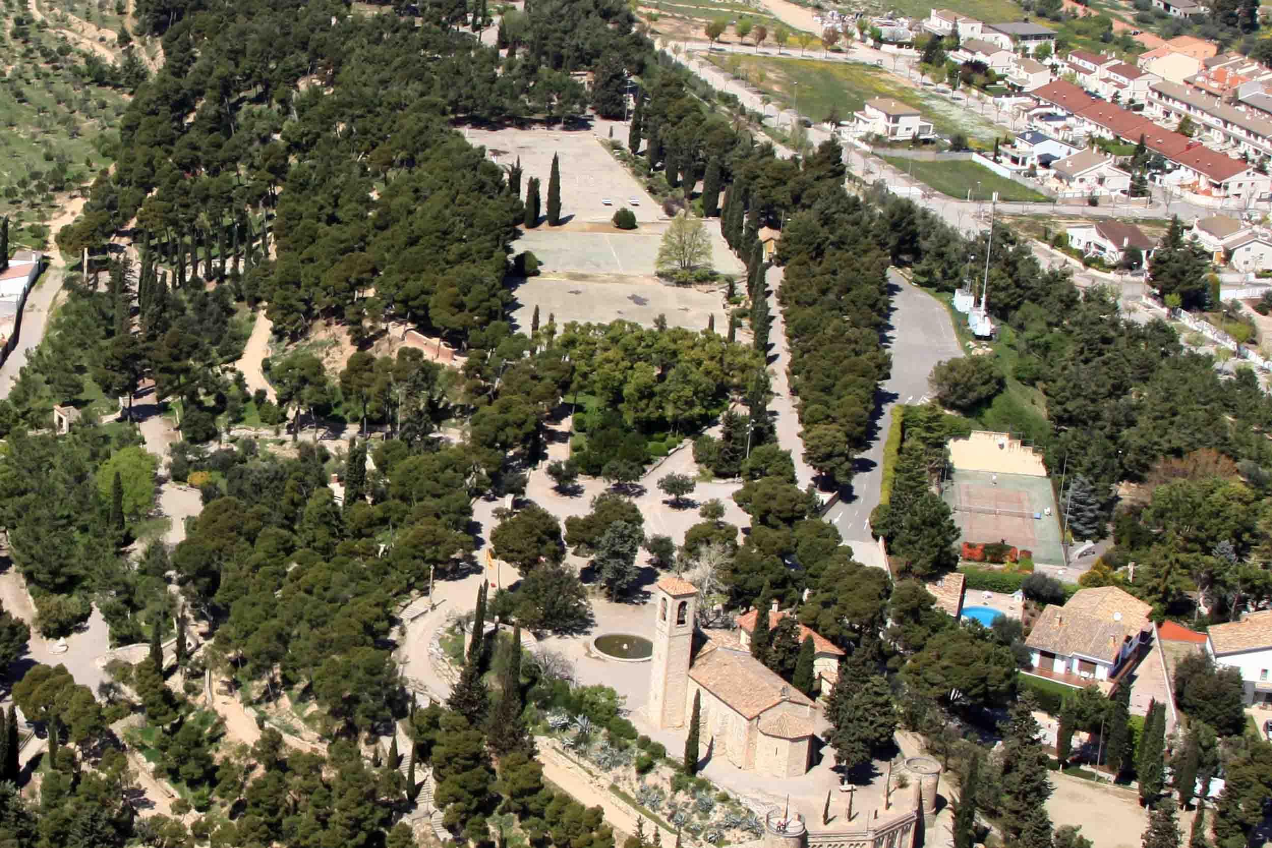 L'Ajuntament de Tàrrega aprova un projecte per reparar filtracions en un dels dipòsits de subministrament d'aigua de boca