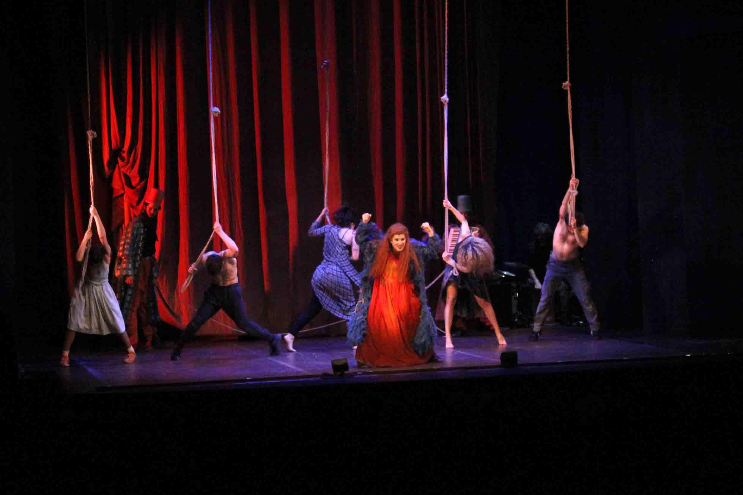 La Temporada de Teatre de Tàrrega augmenta l'assistència de públic amb una mitjana d'ocupació del 62% per espectacle