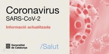 Salut confirma una segona mort per coronavirus a les comarques de Lleida