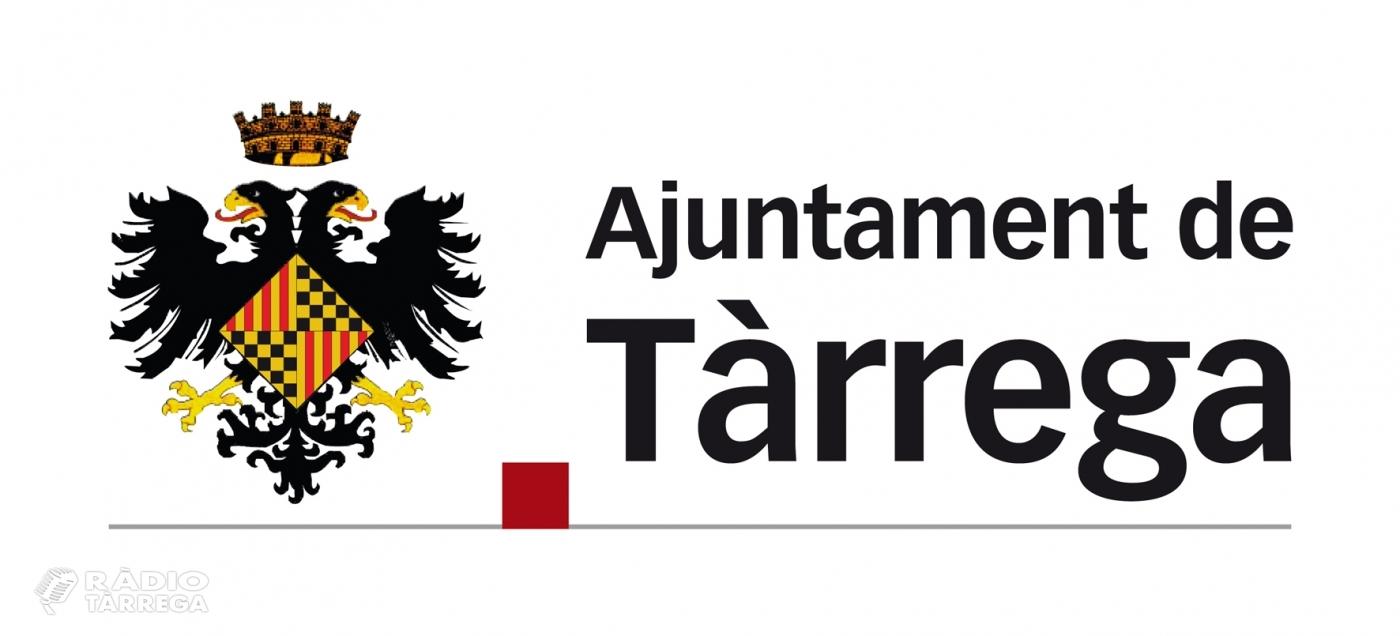 L'Ajuntament de Tàrrega cancel·la les activitats del Pla Educatiu d'Entorn com a mesura preventiva davant el coronavirus