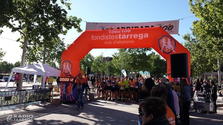 El 100X100 Fondistes de Tàrrega suspèn  la Mitja Marató  prevista pel maig