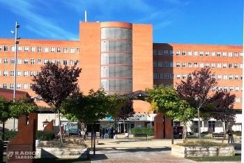 L'Hospital Hospital de Lleida habilita el gimnàs amb llits per a malalts amb coronavirus