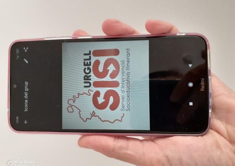 Creació d'un grup de treball del SISI de l'Urgell mitjançant whatsapp