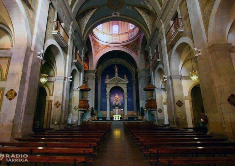 La Parròquia de Tàrrega emetrà les misses de Setmana Santa pel seu canal de Youtube