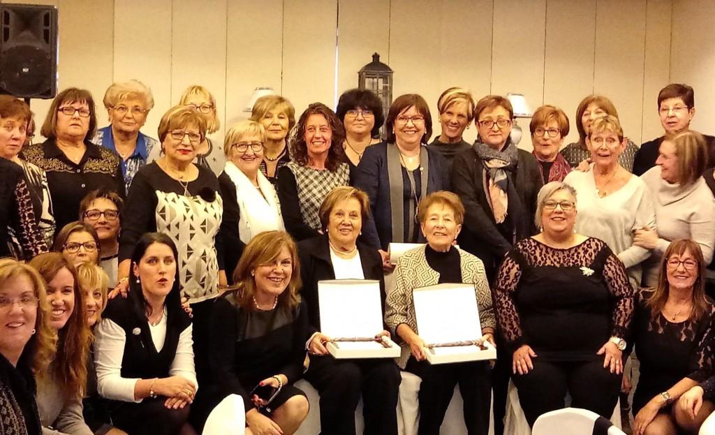 25è aniversari de les Dones Arrel amb la presència de l'alcaldessa de Tàrrega