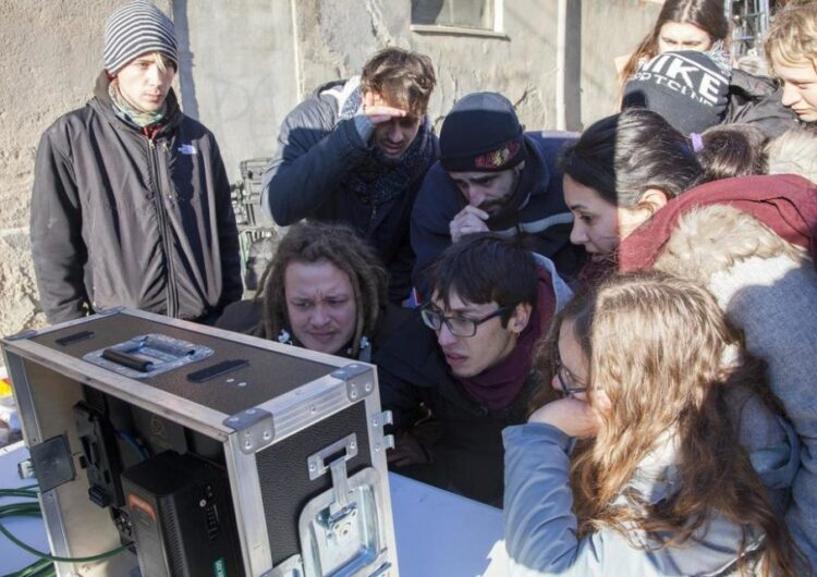 El curtmetratge 'Ni oblit ni perdó' del cerverí Jordi Boquet, premiat al 48è Festival de Cinema d'Osca