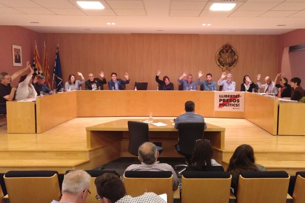 Aprovació per unanimitat del Pla de Mobilitat Urbana Sostenible