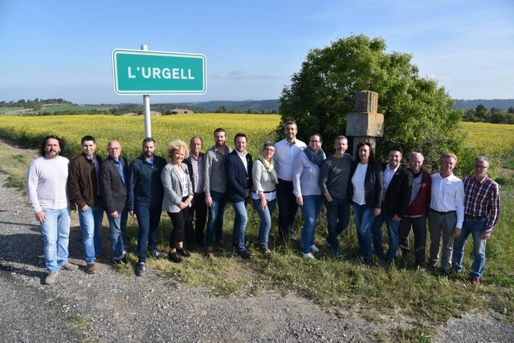 Candidats-Urgell (Grande)