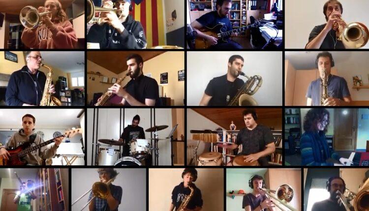 Es presenta a les xarxes socials la Tàrrega Big Funky Band, nova agrupació sorgida de l'Escola Municipal de Música