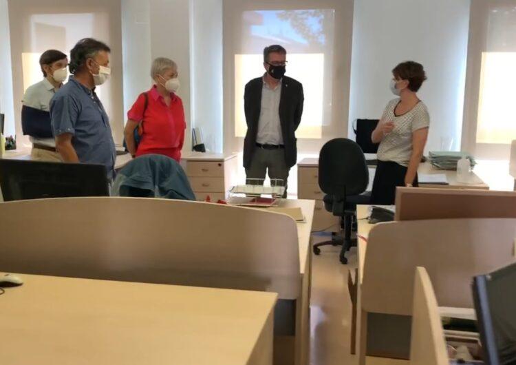 La Diputació renova el suport a Càritas en ajuts a l'habitatge per a persones i famílies amb pocs recursos
