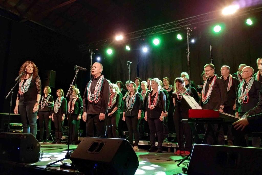 Concert d'Ondara Gospel