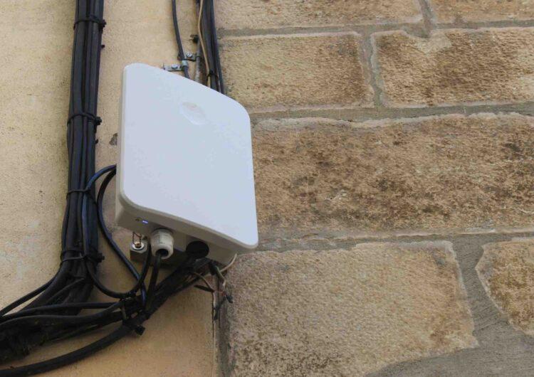 Servei de wifi gratuït en diversos espais i equipaments públics de Tàrrega