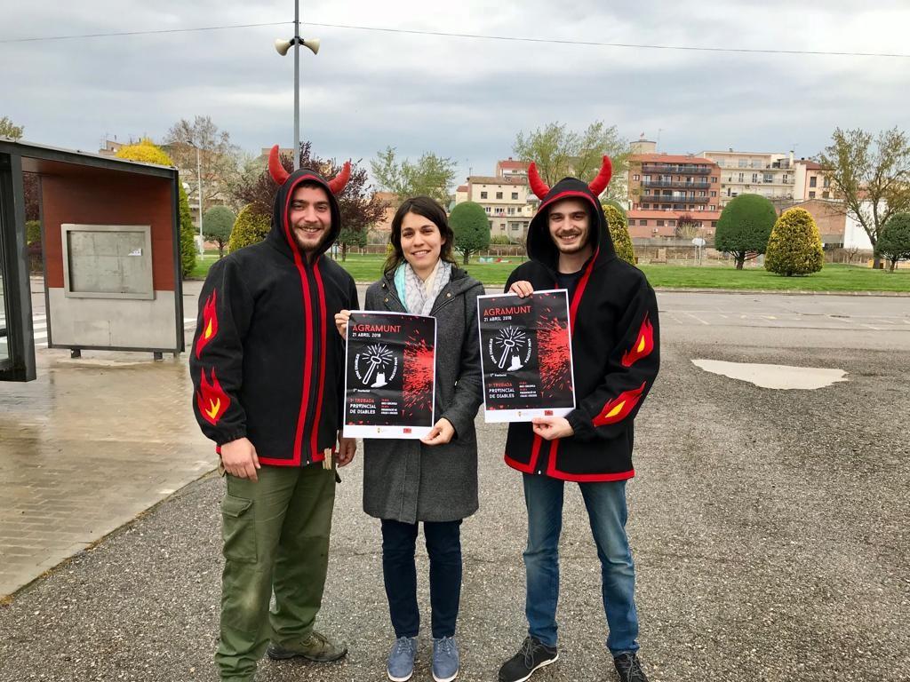 Foto presentacio iniciativa Som diables, som cultura