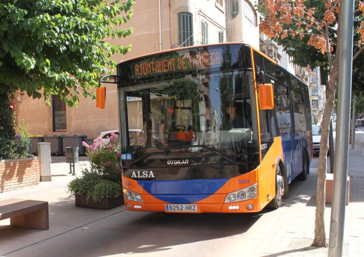 Tàrrega reprèn demà dilluns el servei del bus urbà municipal en els seus horaris i rutes habituals