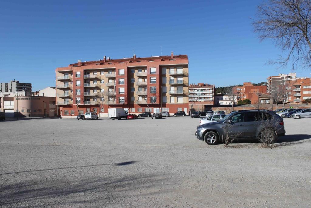 IMATGE D'ARXIU · Plaça de les Bòbiles · Tàrrega