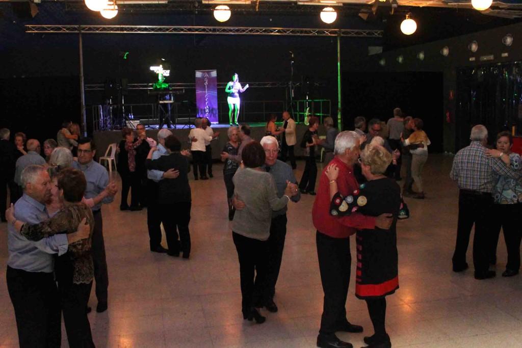 IMATGE D'ARXIU · Sessió de balls de diumenge a Tàrrega l'any 2018
