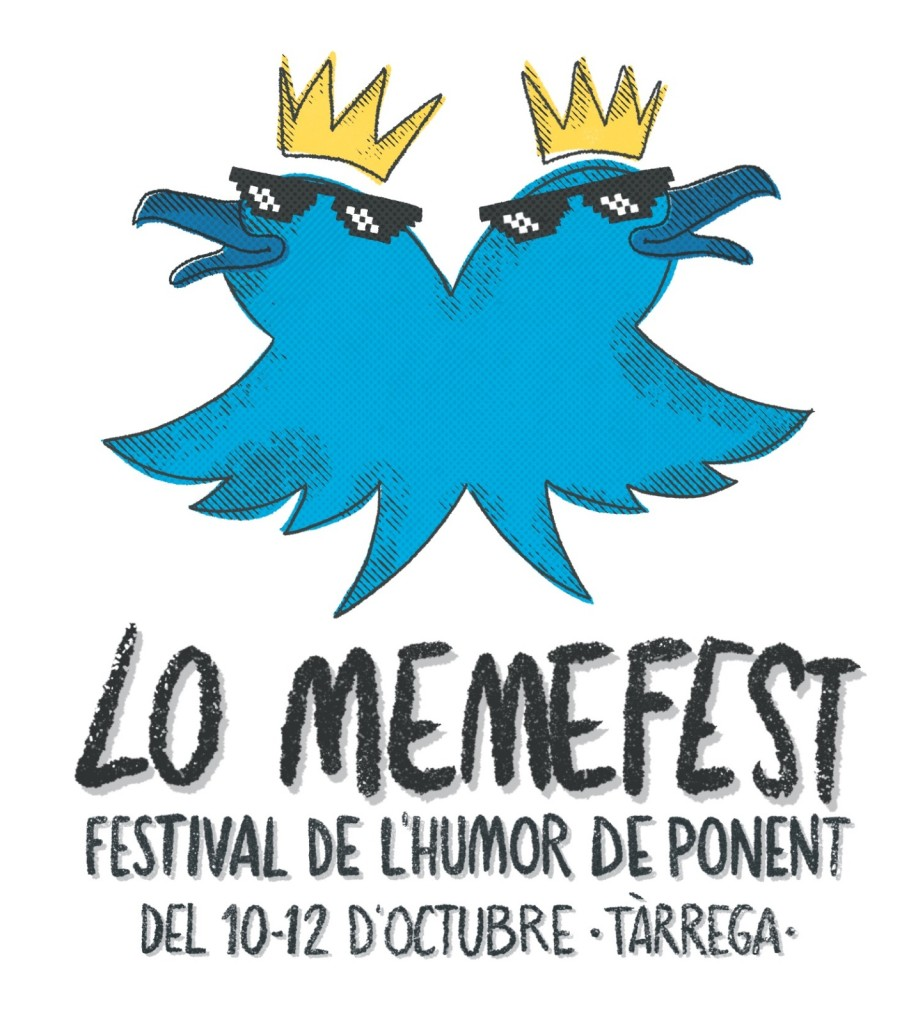 Lo Memefest - Festival de l'Humor de Ponent 2019