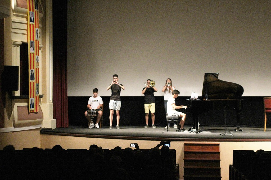 Orfeó Joventut de Bellpuig Concert per a l'ONG Open Arms
