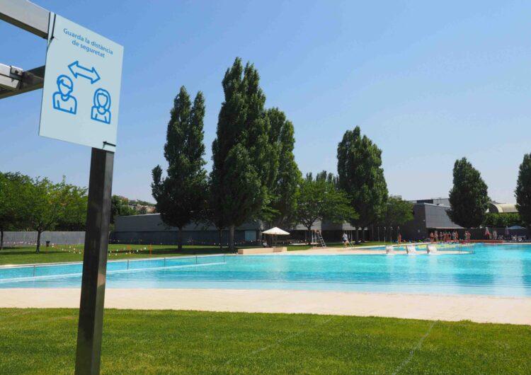 Eliminen  les franges horàries a les piscines municipals d'estiu de Tàrrega  a partir d'avui