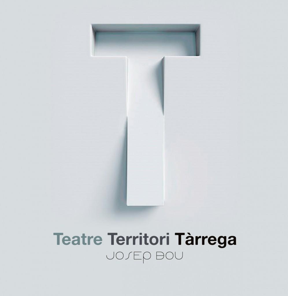 Portada del llibre Teatre Territori Tàrrega