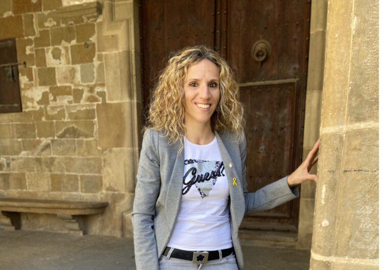 Sílvia Fernàndez serà la primera alcaldessa d'Agramunt