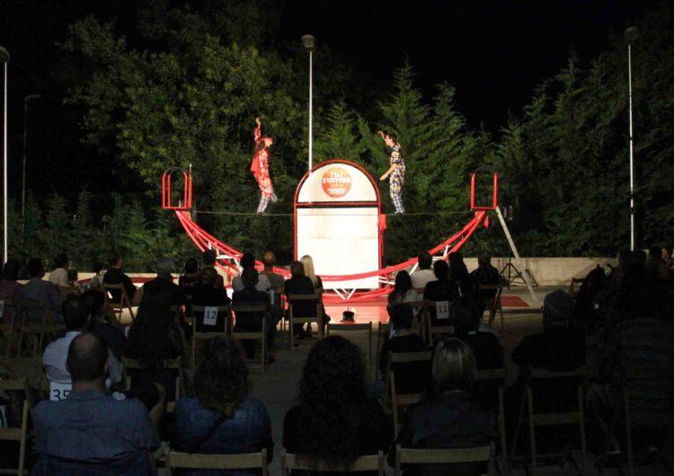 El duo Mortelo & Manzani inauguren a Altet el  cicle estival d'arts escèniques