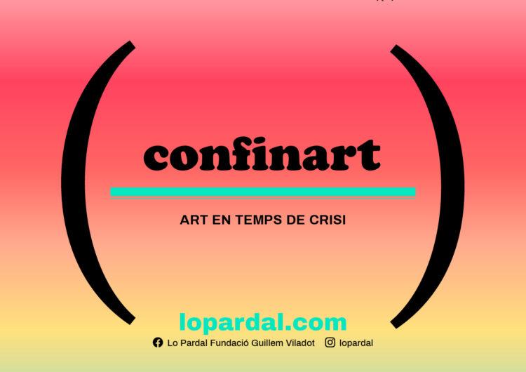 """La Fundació Guillem Viladot """"Lo Padal"""" d'Agramunt impulsa el projecte artístic """"confinART. Art en temps de crisi"""""""