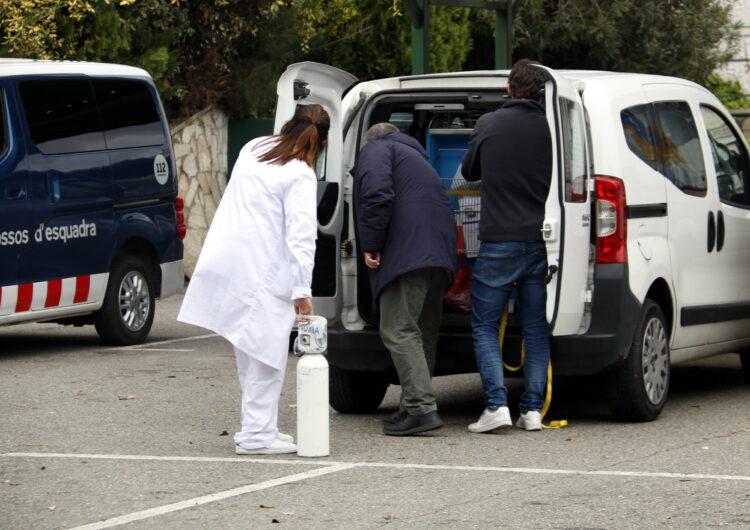 Salut comença a traslladar a l'Hotel Nastasi de Lleida pacients de l'Hospital Arnau de Vilanova