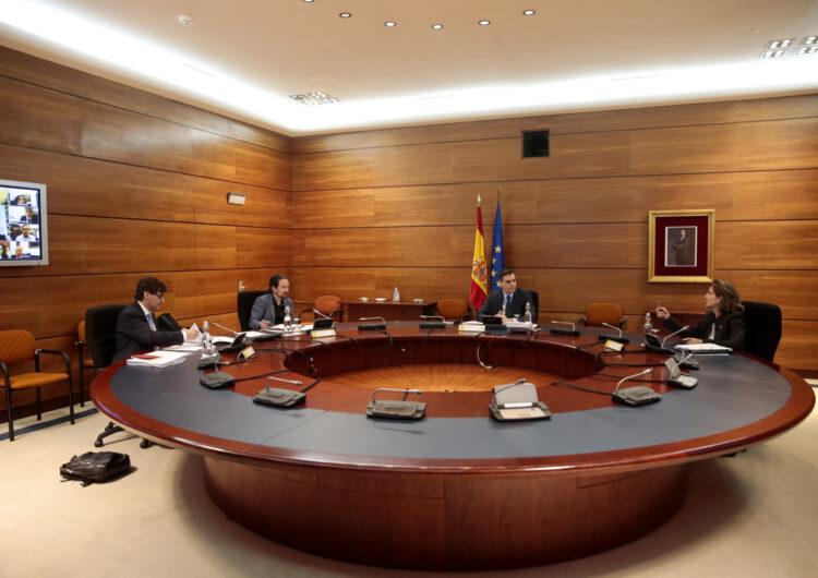 """Sánchez anuncia la desescalada per províncies en 4 fases cap a una """"nova normalitat"""" que pot arribar a finals de juny"""