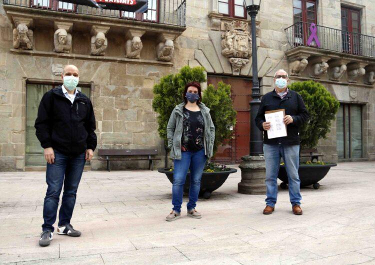 """ERC espera aconseguir un govern """"sòlid"""" a Cervera i el """"més ampli possible"""""""