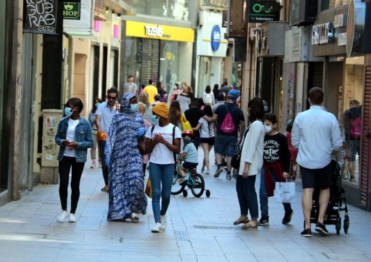 Salut atribueix l'augment de casos a Lleida a empreses agroalimentàries, una festa d'aniversari i residències