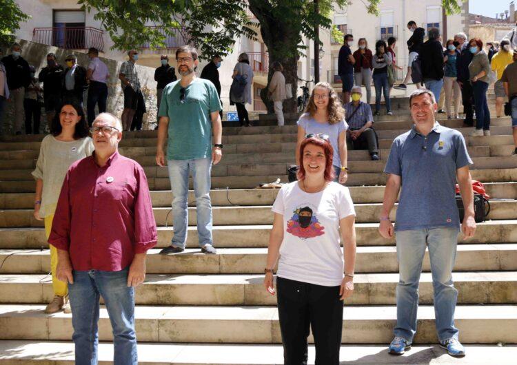 ERC i la CUP governaran en minoria a Cervera